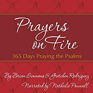 Prayers on Fire audiobook cover art