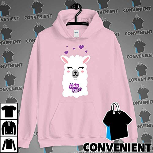 Llama Ruby Rube T Shirt birthday gift shirt Sweatshirt Hoodie