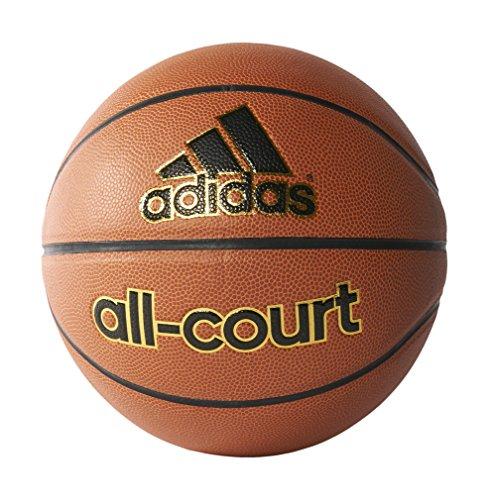 adidas Erwachsene All Court Fußball, braun (Basketball Natural), 7