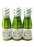 「DASAVI ダサビ レモングリーンチリソース 爽やか辛い 万能ソース 130g×3本セット Muoi chanh ot ベトナム直輸入」の画像