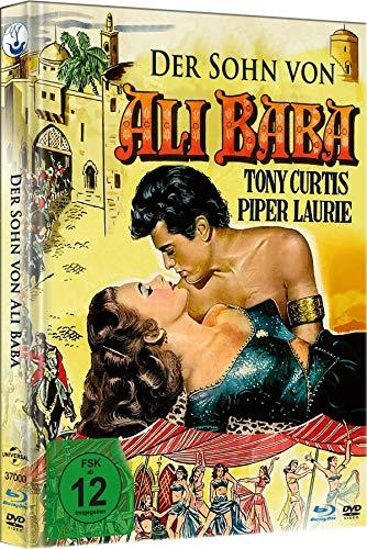 Der Sohn von Ali Baba - Kinofassung (Limited Mediabook mit Blu-ray+DVD, in HD neu abgetastet)