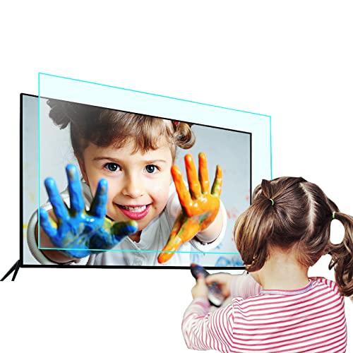 AIZYR Protector De Pantalla LCD para TV De 32-75 Pulgadas, Película Protectora Antideslumbrante Mate/Tasa De Antirreflejos hasta 90% - Protección Radiológica/Antimiopía,49 in 1075 X 604mm