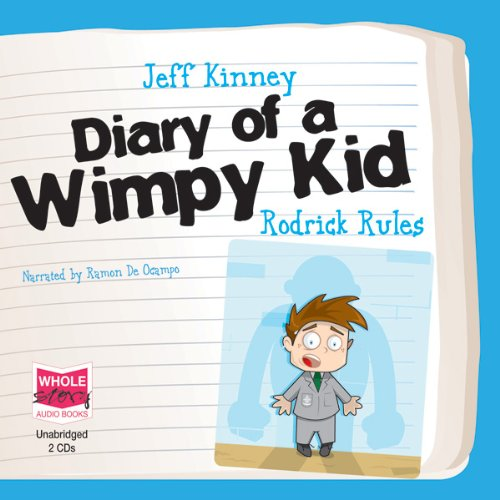 Diary of a Wimpy Kid cover art