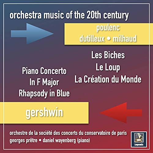 Georges Prêtre & Orchestre De La Société Des Concerts Du Conservatoire