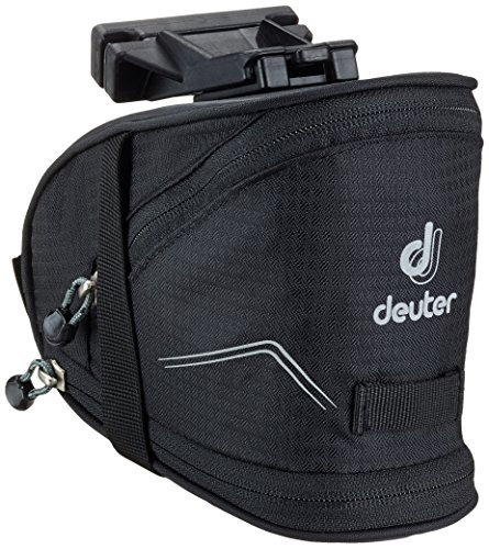 Deuter Satteltasche Bike Bag IV, Black, 12.5 x 18 x 12 cm