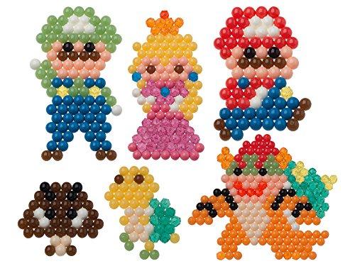 Aquabeads 79798 Super Mario, Kinder Bastelset
