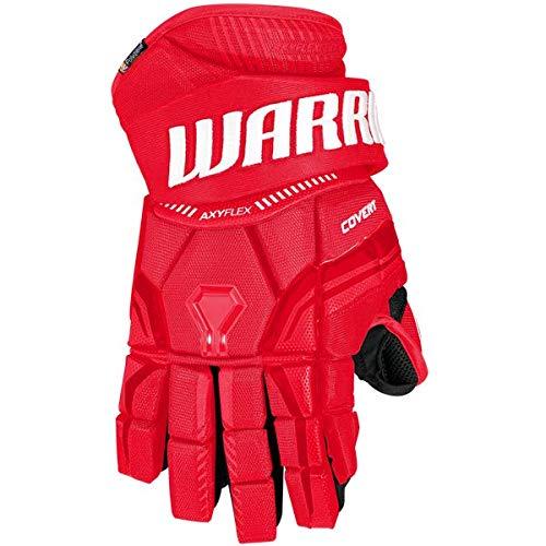 Warrior Covert QRE 10 Handschuhe Senior, Größe:13 Zoll, Farben:Rot