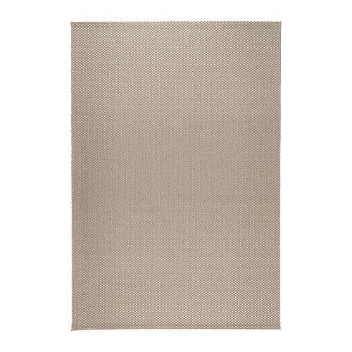 Ikea Morum - Rug, flatwoven, Beige - 200x300 cm