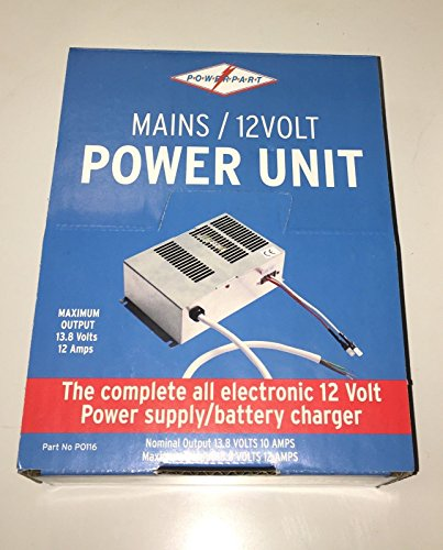 Power Unit 12VOLT Battery Charg