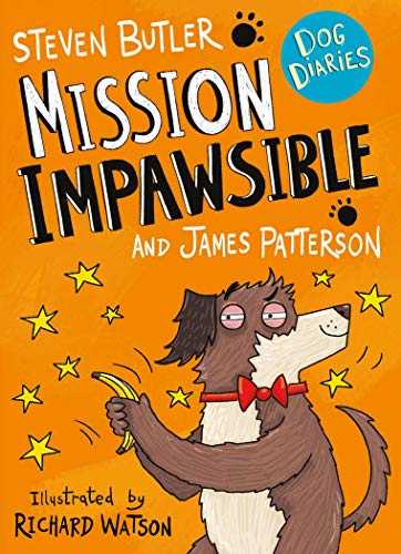 Dog Diaries: Mission Impawsible (English Edition)