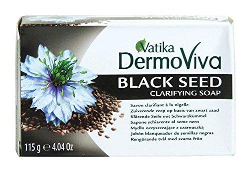 Dabur Vatika–Pick-up di sapone con niguela–115G