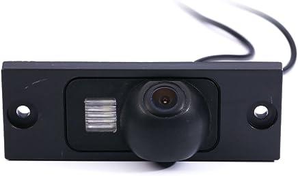 Navinio Super Pro HD Auto Visione Notturna Telecamera di Parcheggio Telecamera di Parcheggio a colori Sistema di Retromarcia Telecamera di Parcheggio Impermeabile per Jeep Compass Longtitude 2017 170/°