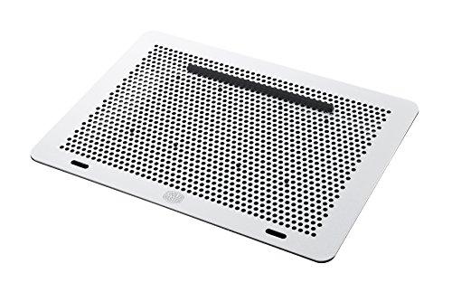 "Cooler Master MasterNotepal Pro Base di raffreddamento per PC portatili '2x Ventola regolabile da 80mm, USB Hub, Supporta Computer Portatili fino a 17""' MNY-SMTS-20FY-R1"