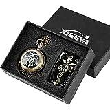 Reloj de bolsillo Regalos de alto grado Conjuntos Reloj de...