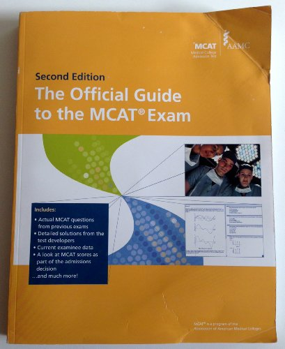 The Official Guide to the MCAT Exam 2nd Edition