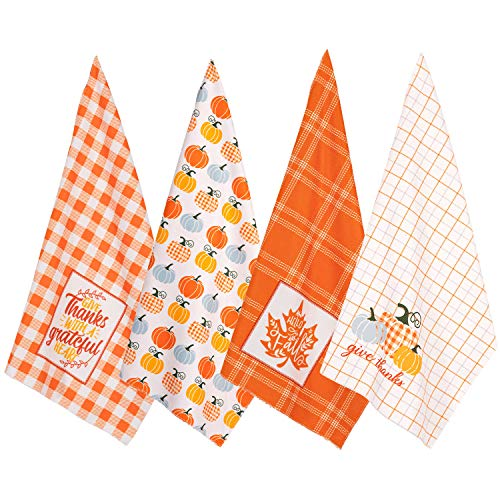Top 10 Best Selling List for fall kitchen towels