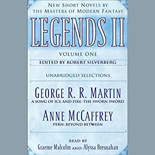 Legends II audiobook cover art
