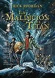 La maldición del Titán (Percy Jackson y los dioses del Olimpo [novela gráfica] 3): Percy Jackson y los Dioses del Olimpo III