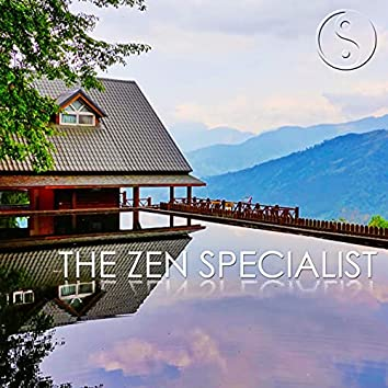 The Zen Specialist: Natural Stress Relief Therapy Music with Ambient Sounds to stimulate Creativity and Tranquility