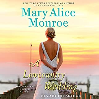 A Lowcountry Wedding audiobook cover art
