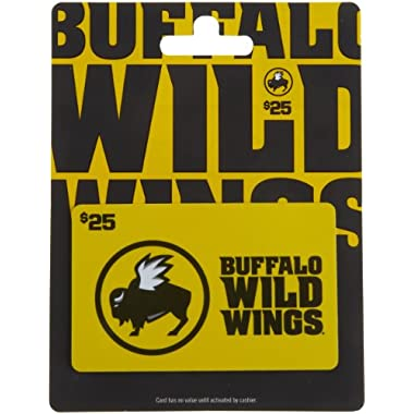 Buffalo Wild Wings Gift Card $25