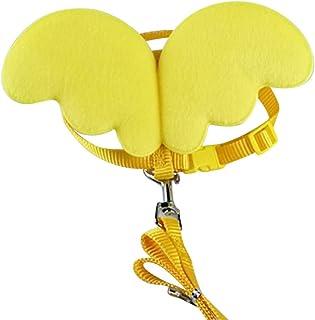 Balai犬 ペット チェーン 背部牽引ロープ ロープ リード 散歩 かわいい 天使 翼 コスプレ コスチューム 小型犬/中型犬に適用 全6色 3サイズ