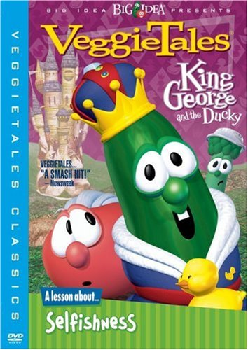 70% OFF Outlet VeggieTales - New Free Shipping King George Ducky and the