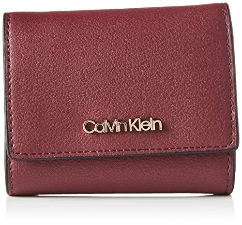 Calvin Klein Wallets, Carteras para Mujer, Vino, One Size