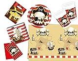 Procos 10115671 Partyset Pirat, M