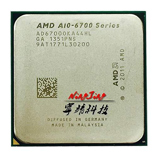 APU A10 6700 APU A10 6700k AD6700OKA44HL Socket FM2 Quad Core CPU 3.7GHz