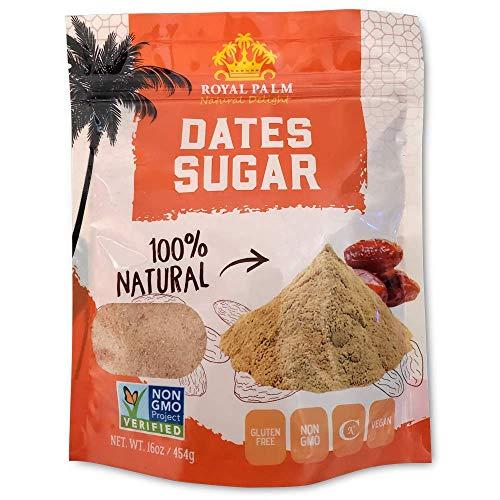 Royal Palm 100% Pure Date Sugar (16…