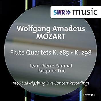 Mozart: Flute Quartets Nos. 1 & 4