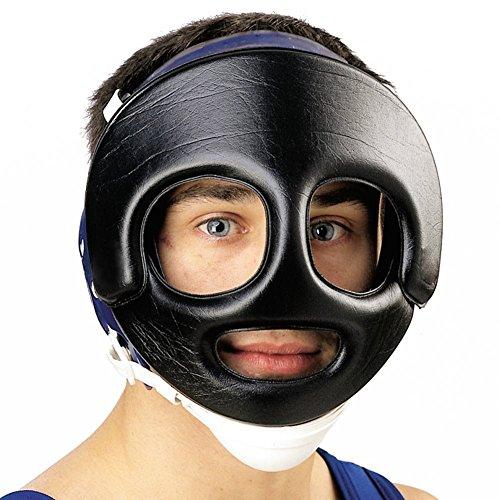 Cliff Keen Wrestling Face Guard Black