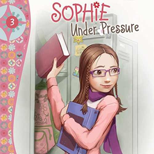 Sophie Under Pressure audiobook cover art