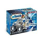 EITECH 00051 Metallbaukasten Starter Set Gabelstapler