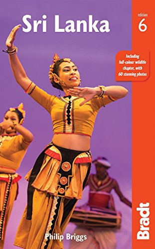 Sri Lanka ([Bradt Travel Guide] Bradt Travel Guides) (English Edition)
