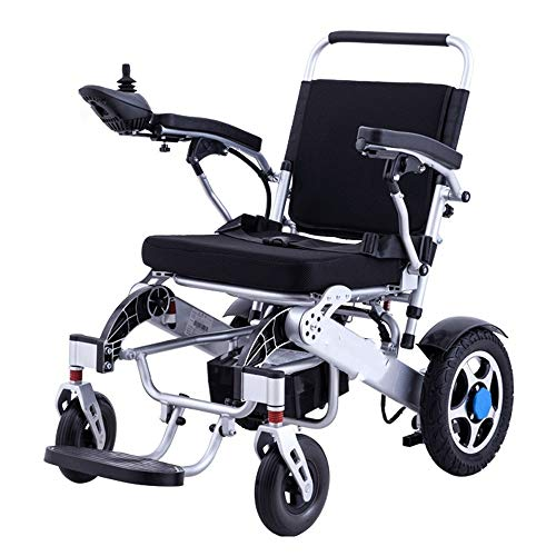 XWX Electric Wheelchair Intelligent Full-automatic Elderly Elderly Mobility Scooter For The Disabled Light Folding Small Multifunctional