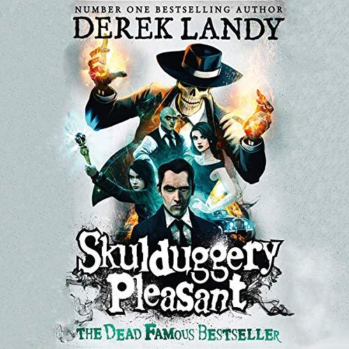 Skulduggery Pleasant: Skulduggery Pleasant, Book 1