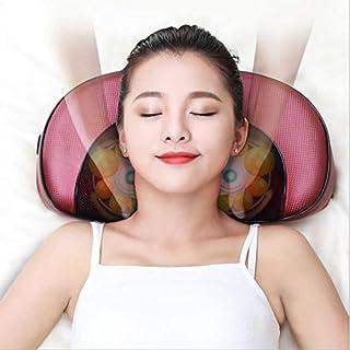 Almohada de masaje multifuncional Masajeador cervical Cuello cintura atrás almohada de masaje multifuncional del cuerpo Cojín de masaje