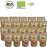 Granvero, Bio Kurkumapulver , 5000 g im wiederverschließbaren Standbodenbeutel, (20 X 250 g), DE-ÖKO-006, vegan