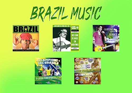 Brazil Music 7 CD - Benito De Paola, Jorge Ben, Gustavo Lima, Baden Powell, Michel Telò