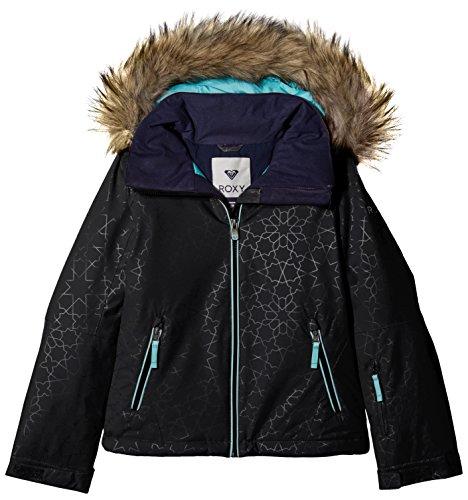 Roxy meisjes Jk Jet Ski-Snow Jacket 8-16
