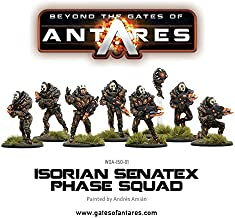 Beyond the Gates of Antares: Isorian - Senatex Phase Squad