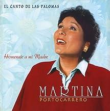 マルティナ・ポルトカレーロ/エル・カント・デ・ラス・パロマス [輸入盤CD] 正規品新品
