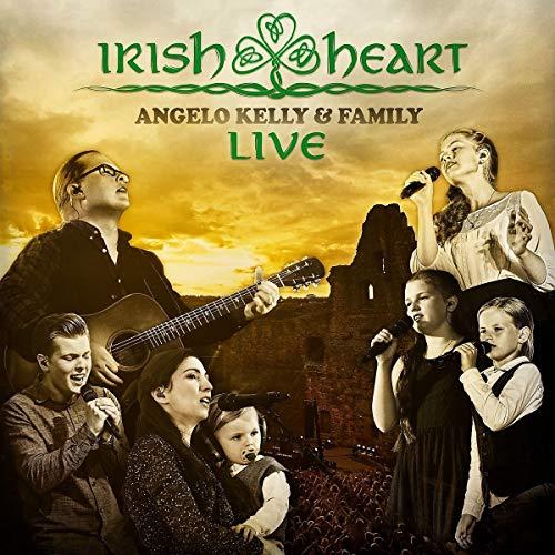 Irish Heart-Live (CD & Dvd)