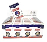 EFFICIENT Cigarette Filters, Filter Tips For Cigarette Smokers 20 Packs (600 Filters)