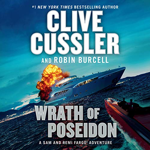 Couverture de Wrath of Poseidon