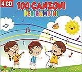 4 CD 100 Canzoni Per Bambini, Canzoni Indimenticabili, Il coccodrillo Come Fa?, le Tagliat...