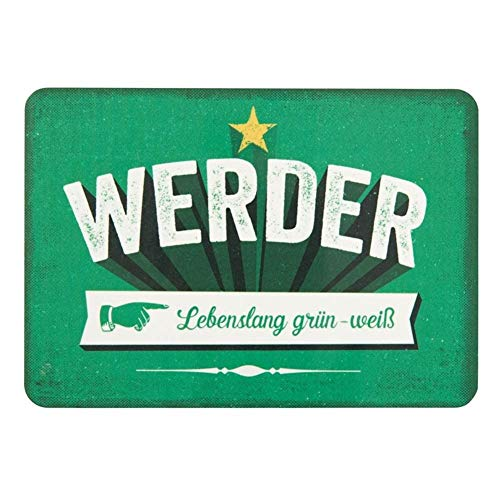 Werder Bremen Brettchen (one Size, grün)
