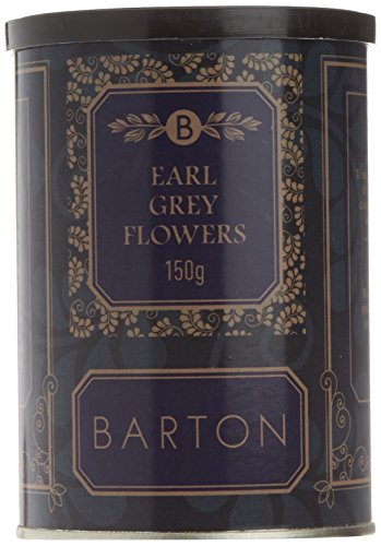 Barton earl grey flowers